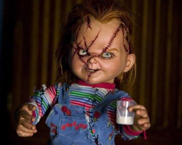 Чаки. Кукла-убийца