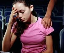 девичьи проблемы стресс