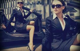 Бизнес леди