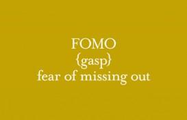 Синдром FOMO